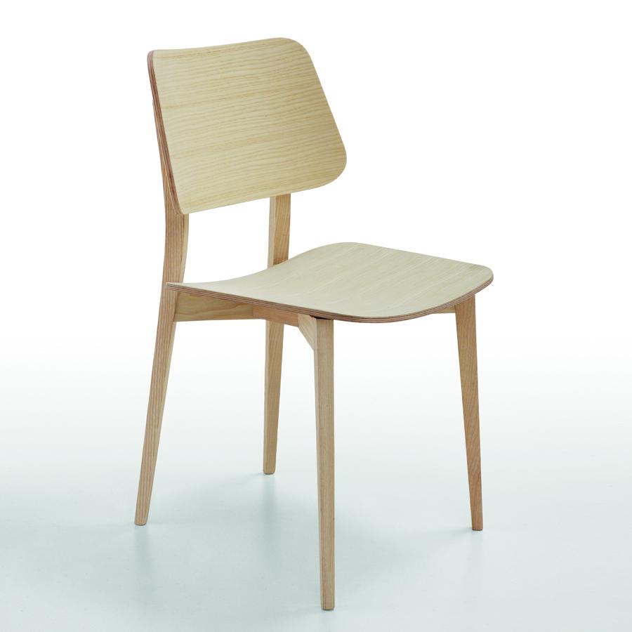 Designerstuhl aus holz joe l lg arredas for Designertische aus holz