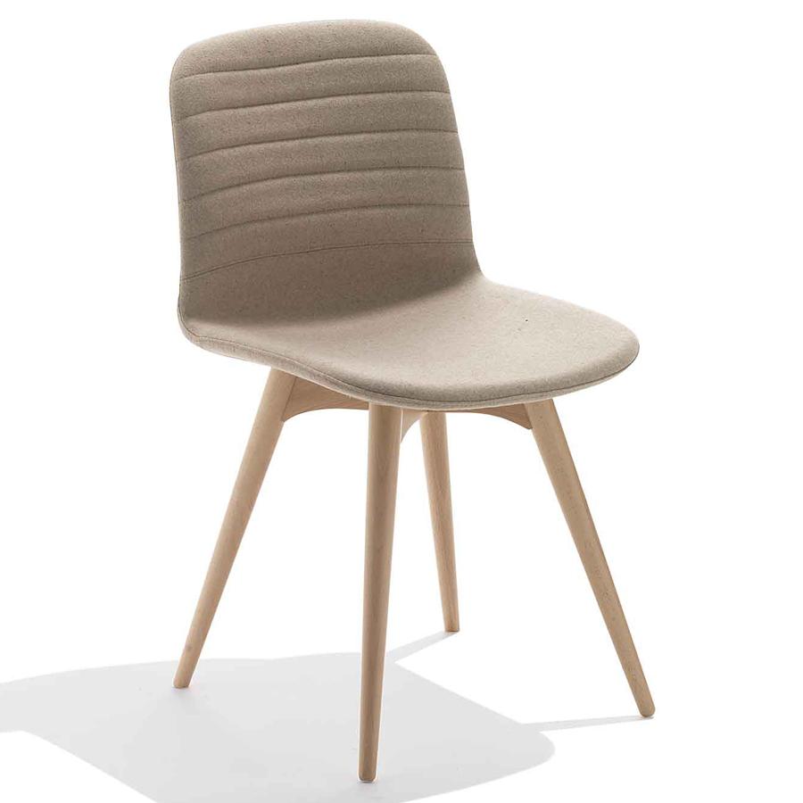 Brilliant Stuhl Gepolstert Dekoration Von Von Midj - Liù L Ts